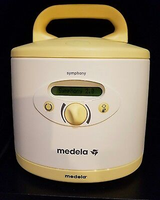 Medela Symphony 2.0 Hospital Grade Breast Pump 3064 Hours use REFURBISHED UNIT