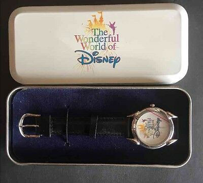 Disney TinkerBell Watch Limited Edition New In Box