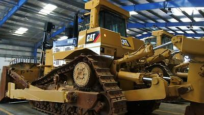 Genuine Caterpillar D10T 2009 Dozer / Crawler