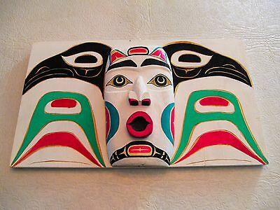 North West Coast Native Wall Mask