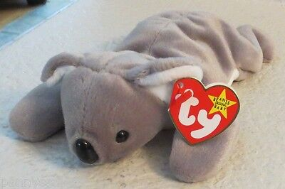Ty Beanie Baby Mel the Koala Bear 1996 5th Generation Hang Tag