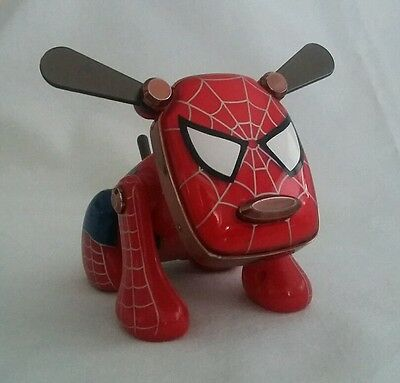 iDog Spiderman Interactive Toy and MP3 Speaker Hasbro Sega 2006 no box or cable