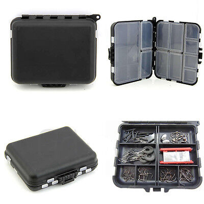 Fishing Lure Bait Tackle Waterproof Storage Box Case With 26 Compartments VF-A