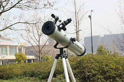 Visionking 3 inches 76 - 700mm Reflector Newtonian Astronomical Telescope