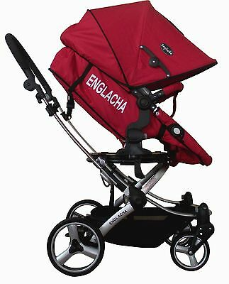 Englacha My Easy Stroller Red