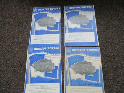 BRISTOL ROVERS  v  DONCASTER ROVERS  1955/5  27 Aug 1955