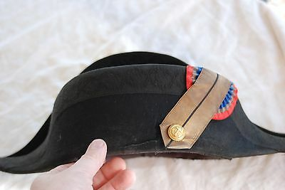 Bicorne D Officier De Marine 3Emme Republique