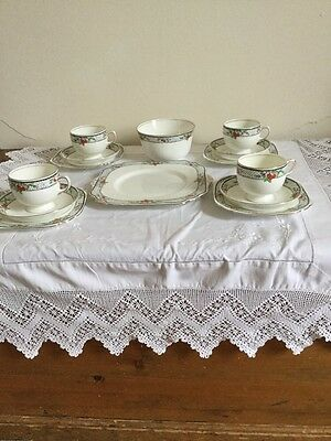 Antique China Afternoon Teaset