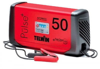 Charger Telwin Electric Pulse 50 6-12-24V Electric Tools