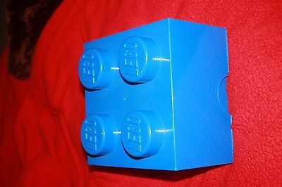 lego storage container hardly used