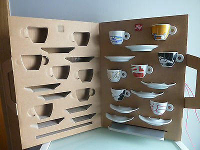 Illy Collection 1999 Minimalia By Mimmo Paladino-Special Edition 333 Sets