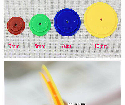 4 Size Quilting Wheel for Patchwork Quilter Tracing Wheel