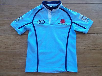 Waratahs Blues  Rugby Union  Jersey Shirt Childs Size