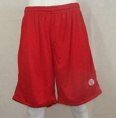 Basketball Shorts / Red (Tray 901)  FREE P & P - priced to clear