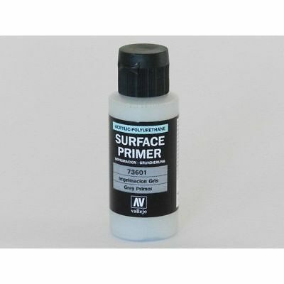 (9,85€/100ml) Vallejo Grundierung / Primer Grau 60ml  Grey PRIMER 73.601