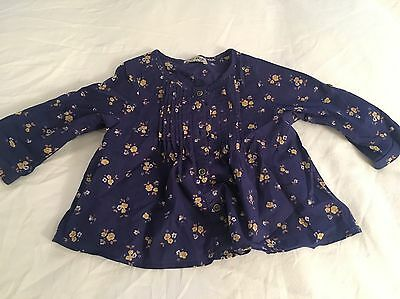 Next Baby Girl 6-9 Months Top