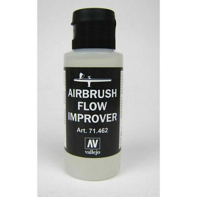 (9,03€/100ml) Vallejo 60 ml Airbrush Flow Improver 71.462 Fließverbesserer  Airb