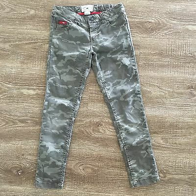 LEE COOPER Girls size 8 CAMO SKINNY  JEANS