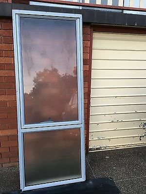 New Aluminium Awning Window with obscure glass