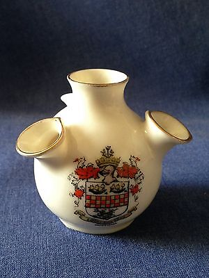 Crested China.  Chatham. Unmarked