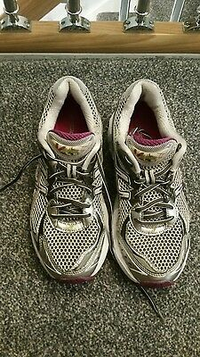 Asics gt2160 ladies running trainers size 5