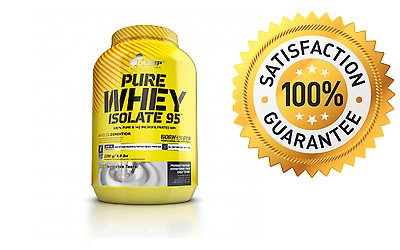 Olimp Pure Whey Isolate 95 2200g  FREE DELIVERY EU