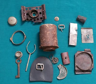 ww2 items from German bunker #4 WH Stalingrad
