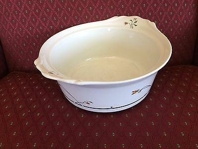 Casserole Bowl Ariana Town & Country Fine China Collection by Gorham