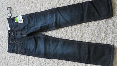 C&A  Jeans d.Blau The Straight  Gr.158 Neu