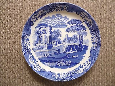 Spode Blue Italian Large / Low Serving Bowl 29.5 Cm