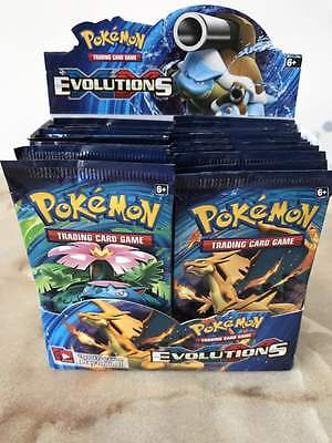 POKEMON TCG XY Evolutions Booster Pack Sealed