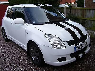 Suzuki Swift 1.3 GL 5 door alloys history lady owned call 07790524049
