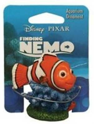 Nemo Clown Fish Aquarium Ornament Fish Tank Disney Pixar Decoration Small 2""