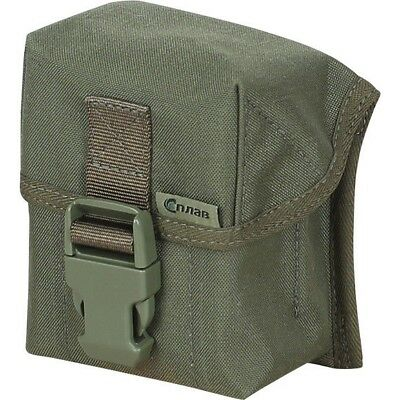 Original Russian Army Pouch for 2 magazines SVD, Cordura®, SPLAV, many colors