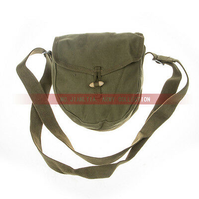 Surplus Chinese Army Drum Pouch Mag Bag AK 47 Messenger