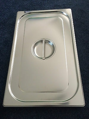 Stainless Steel 1/1 Gastronorm Lid For Gastro Pan/tray