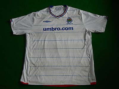 Linfield Northern Ireland Irish League Football Away Shirt ,mens Xxl