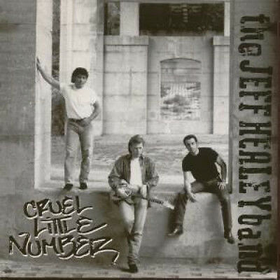 "JEFF HEALEY BAND Cruel Little Number 7"" VINYL UK Arista 1992 B/W My Kinda Lover"