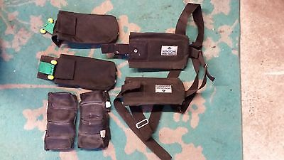 Bowstone Quick Release Harness (Weight Belt Diving, Dive )