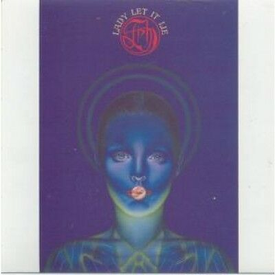 FISH Lady Let It Lie CARD Nice Small Promo Card