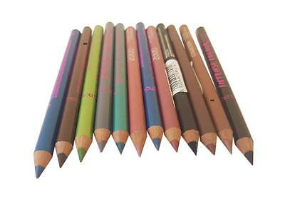 Collection Eye Liner Intense Colour Supersoft Kohl Pencil Many Colours UK