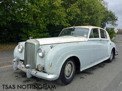 1966 Bentley S1 Barn Find Restoration Project Not Salvage 1 FORMER KEEPER