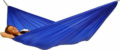 Byers of Maine Traveller Lite Hammock for Hiking, Camping, Lightweight - Last 3