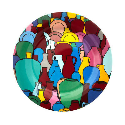 Tate Patrick Caulfield Plate, Made From Bone China, Measures 21 cm Across