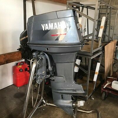 1994 Yamaha 90AETOL 90hp Long Shaft, Remote Control 2-Stroke Outboard