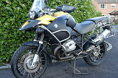 2011 BMW R1200GSA GS Adventure High Spec twin cam bike Must sell, great price!!