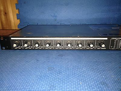 8 Channel Automatic Mixer by Audio Technica