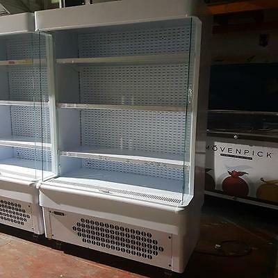 Mondial Elite Jolly SL14 Refrigerated Open Display Multideck Drinks Chiller