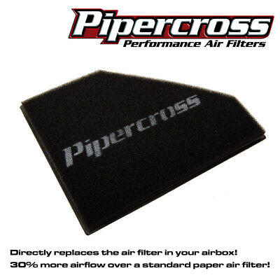 BMW 1 SERIES 116D 118D 120D 123D M SPORT PIPERCROSS Panel Air Filter PP1711