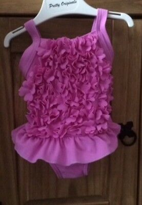 marks and spencer Baby Girl Swimsuit 0-3